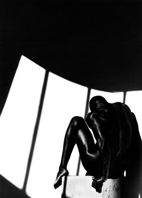 , 'Djimon Pedastol Backside, Los Angeles,' 1991, 29 ARTS IN PROGRESS gallery