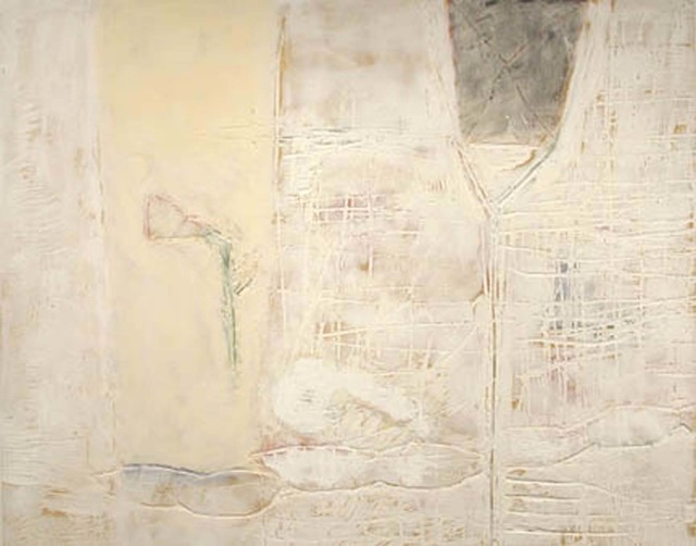 Raúl Díaz, 'Abstracto', 2003, Painting, Acrylic on wood, Pan American Art Projects