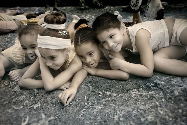 , 'Girls on Ground,' 2013, The Perfect Exposure Gallery