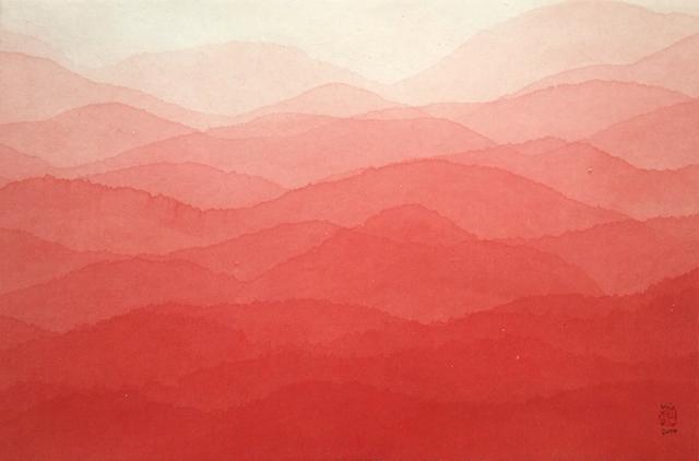 , 'Red Mountain,' , Patrick Heide Contemporary