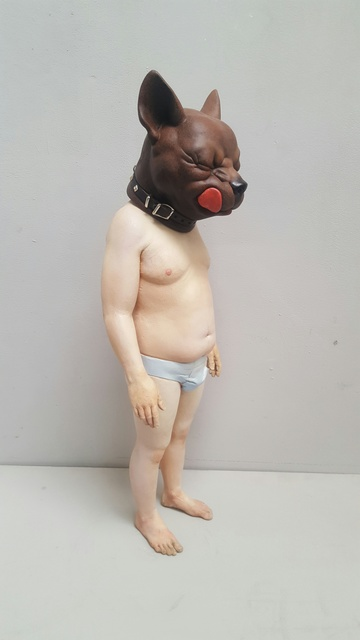 , 'HOUND DOG,' 2017, 3 Punts Galeria