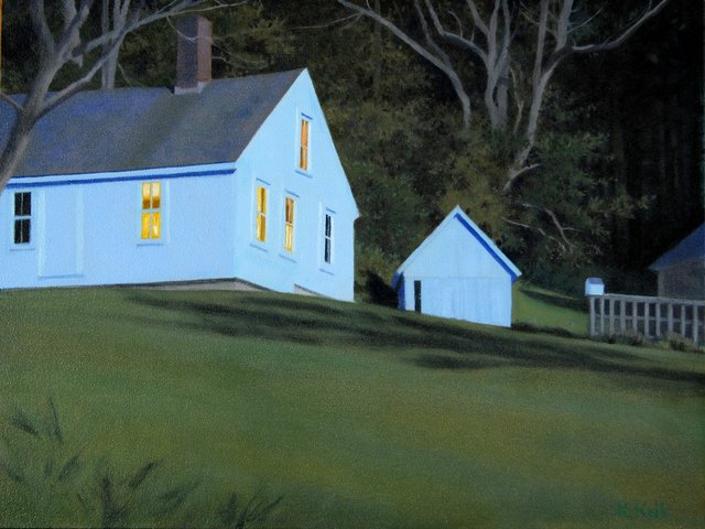, 'May Moonlight,' , West Branch Gallery