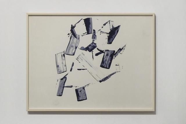 , 'Spachtelarbeit (Palette-knife work),' 1963, Josée Bienvenu