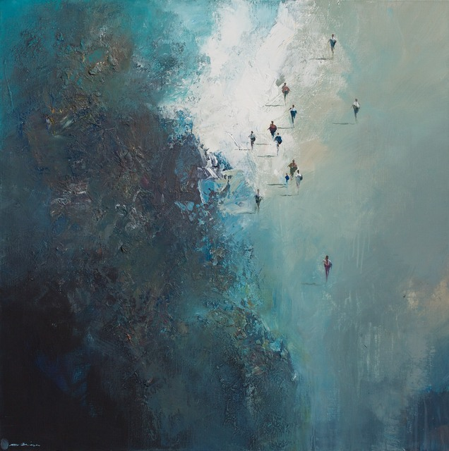 , 'The Arrivals ,' 2011-2014, Wentworth Galleries
