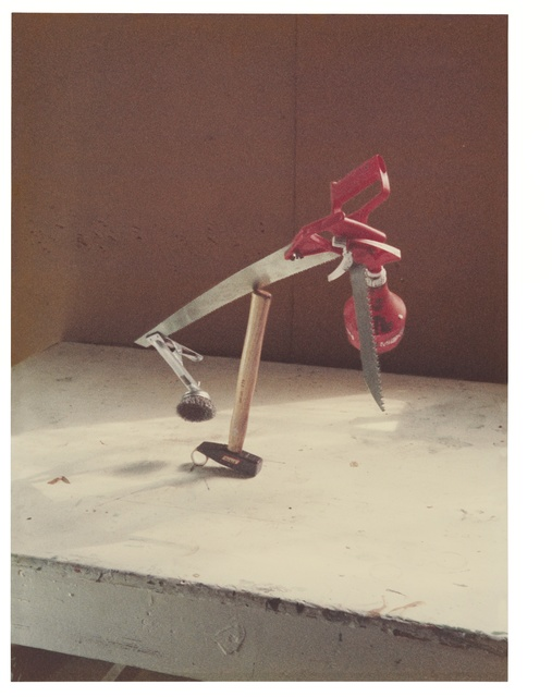 , 'Time Abused,' 1984, Galerie Eva Presenhuber