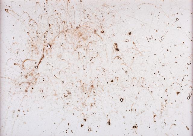 , 'Acciaio su carta - N13,' 2014, Rolando Anselmi