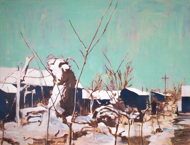 , 'The Garden, Manzanar,' 2018, Parafin