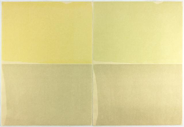 , 'Plicare I,' 2017, Galería La Caja Negra