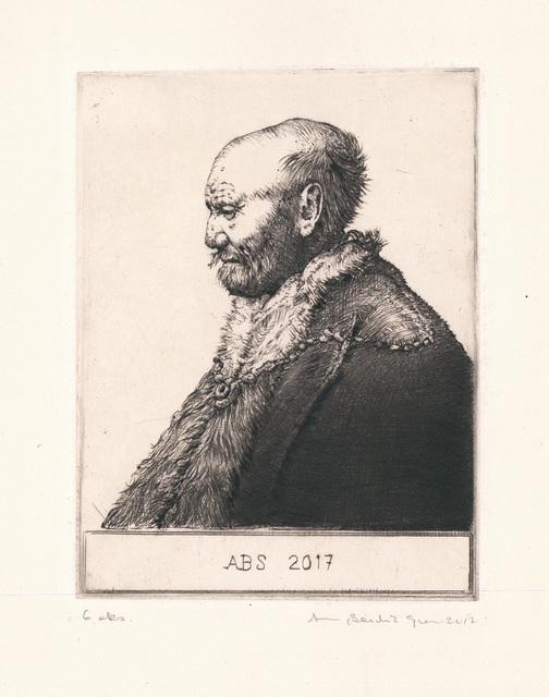 , 'Rembrandt`s father II,' 2017, Kunstverket Galleri
