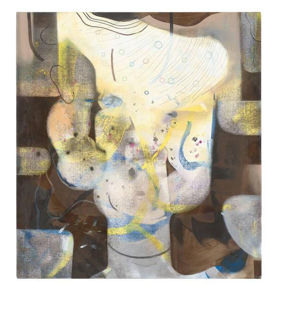 , 'Kleeish,' 2017, SETAREH GALLERY