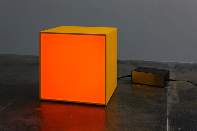 , 'Single Yellow,' 2013, Simon Lee Gallery