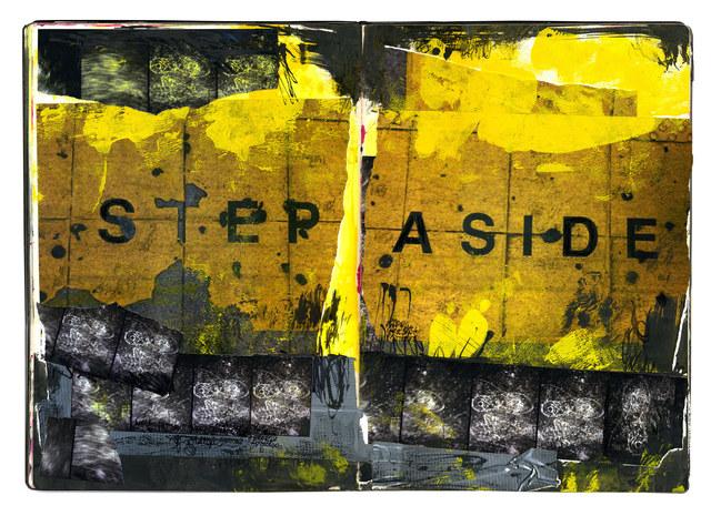 , 'Step Aside,' 2016, Exhibit No. 9