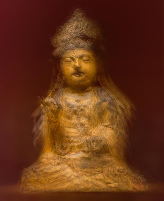 , ' Memories of the Gaze_Buddha 2,' 2015, Gallery EM
