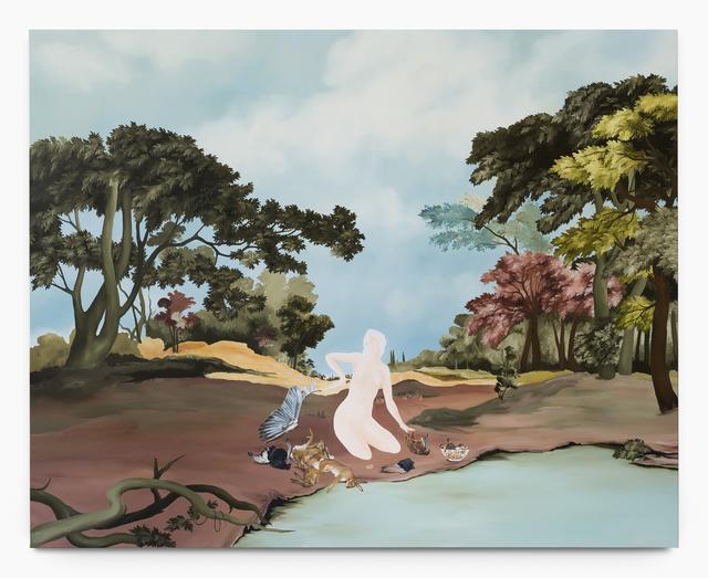 Sanam Khatibi, 'Days and days without love', 2017, Rodolphe Janssen