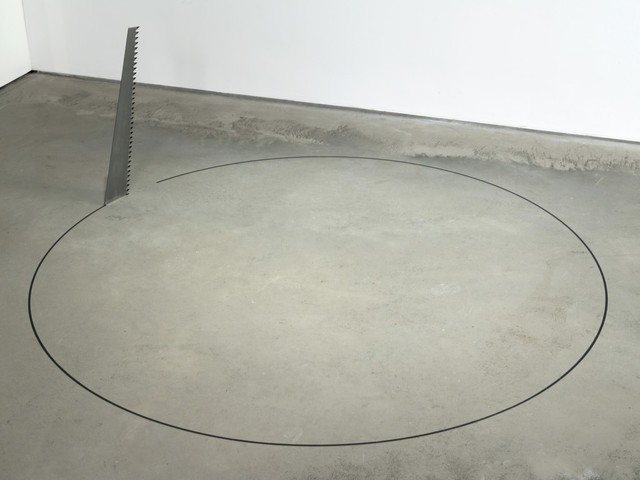 Ceal Floyer, 'Saw', 2015, 303 Gallery