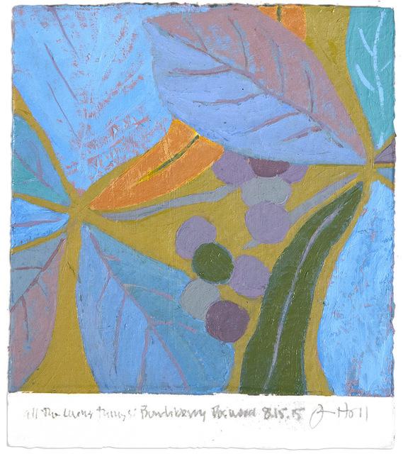 , 'Bunchberry Dog Wood 8.15.15,' 2015, Garvey | Simon