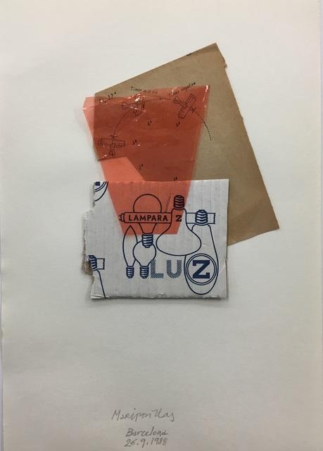 , 'S/T (Mariposillas),' 1988, ADN Galeria (Barcelona)