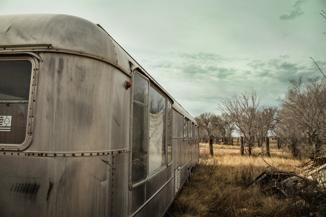 , 'Trailer | Marfa, TX,' 2014, TOTH GALLERY