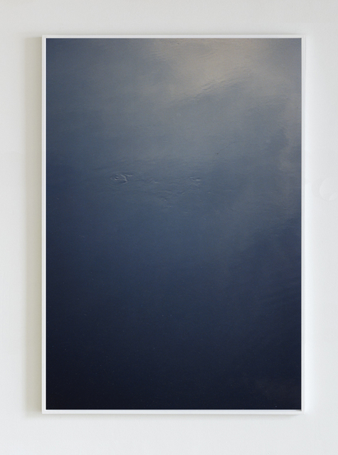, 'Untitled (Water III),' 2015, Sies + Höke