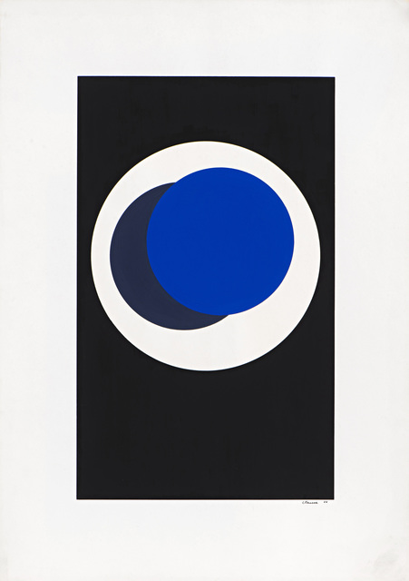 , 'Cercles,' 1966, Connaught Brown