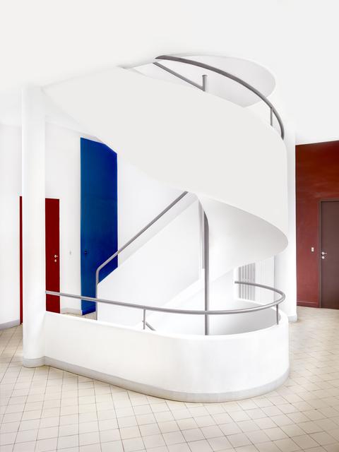Candida Höfer, 'Villa Savoye (Le Corbusier) Poissy VI 2018', 2018, VNH Gallery