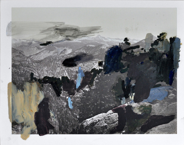 , 'Over Watkins I,' 2015, Bubenberg