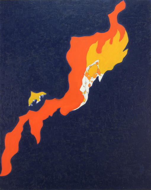 , 'Slot Canyon I - Homage to Ian Sibelius,' 2011, Addison Rowe Gallery