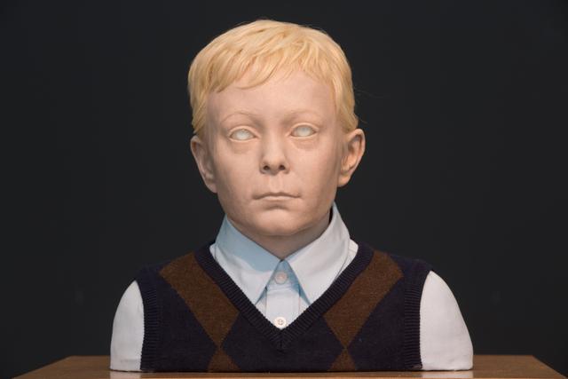, 'Boy,' 2012, KETELEER GALLERY