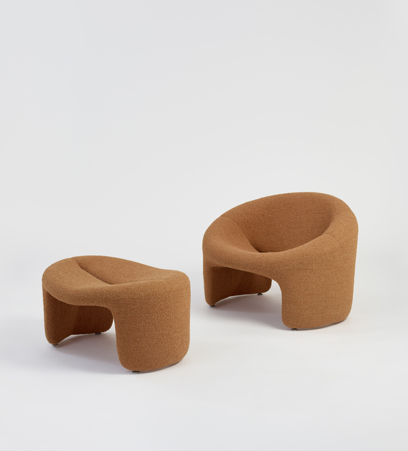 , 'Montreal Chair & Ottoman,' 1967, Demisch Danant