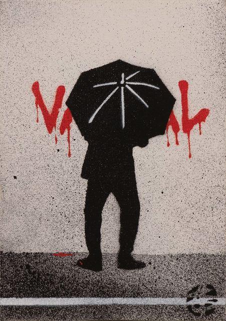 Nick Walker, 'Untitled (Vandal)', not known, Doyle