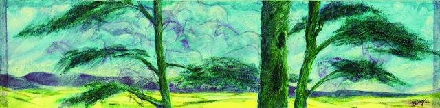 , 'Spruce,' 2012, Walter Wickiser Gallery