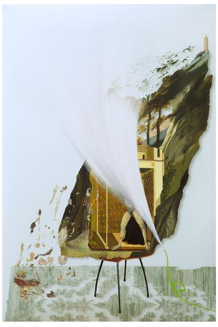 , 'Falling Gardens (2),' 2014, Galerie Valentien