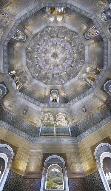 , 'Plafond Alhambra,' 2014, Villa del Arte Galleries