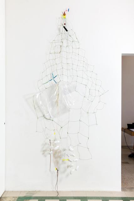 , '# 599 White Catcher,' 2014, Galleria Raffaella Cortese