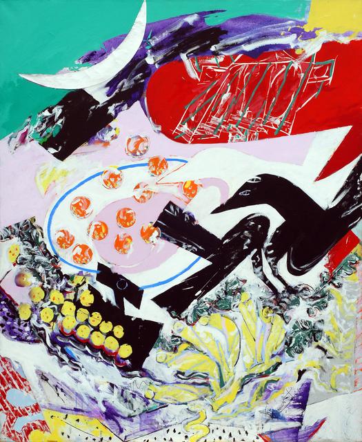 , 'Knox Martin, Crow with No Mouth, USA, 2007,' 2007, Todd Merrill Studio
