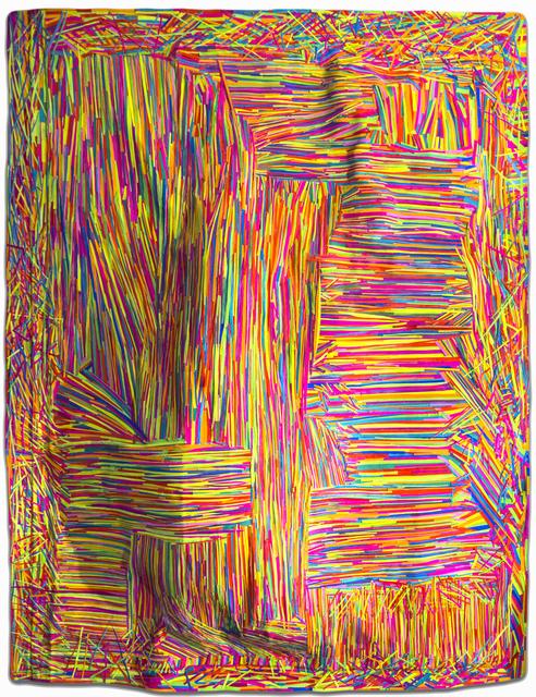 Marta Minujín, 'Cuadro blando Arte encapsulado ', 2014, RO Galeria de arte