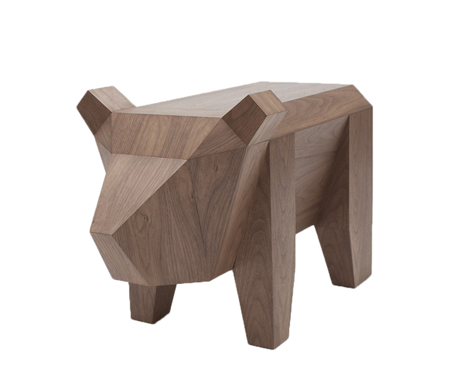 , 'Bear Table,' 2015, kinder MODERN