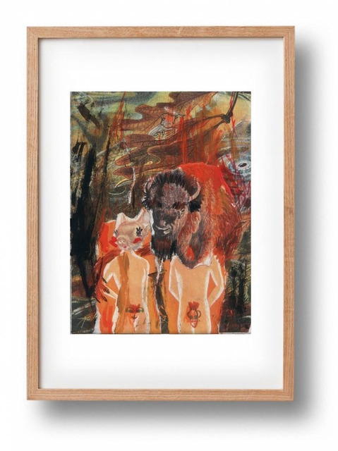 , 'wall of memoreis, 13,' 2016, Artdepot