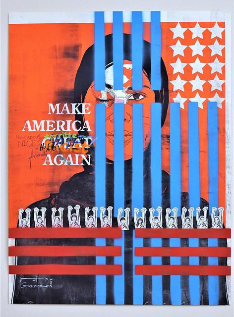 , 'MAKE AMERICA,' 2018, Mark Hachem Gallery