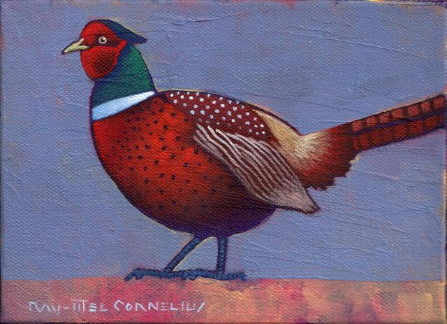 Ray-Mel Cornelius, 'State Bird: SD', 2019, Ro2 Art