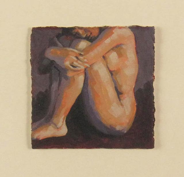 Karin Jurick, 'Female Nude Holding Knees', ca. 2000, Janus Galleries