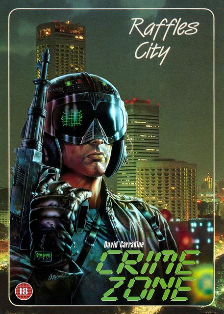 , 'Raffles City Crime Zone,' 2017, Chan + Hori Contemporary