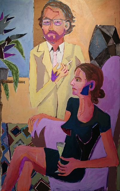 , 'Camilla & Gabriel,' 2015, Hans Alf Gallery