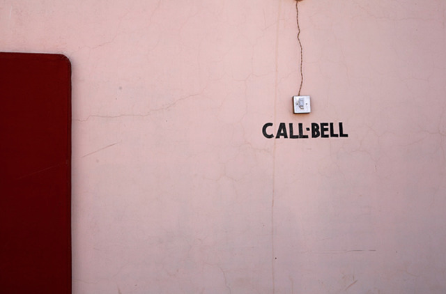 , 'Call Bell,' 2006, In The Gallery
