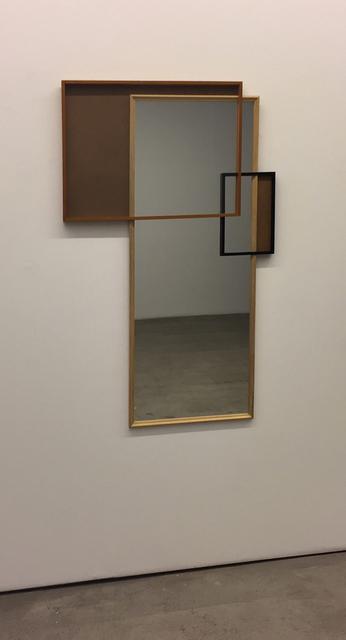 , 'Frameframe,' 2016, Galeria Luisa Strina