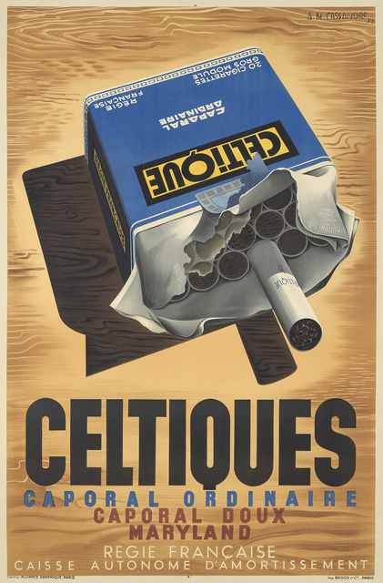 , 'Celtique,' 1934, Rennert's Gallery