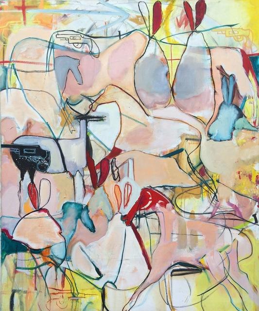 , 'Horse, Hunter, Stag,' 2007, Susan Eley Fine Art