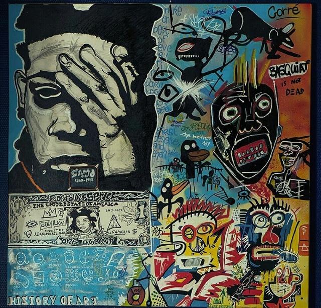 , 'Basquiat,' 2017, No Galerie