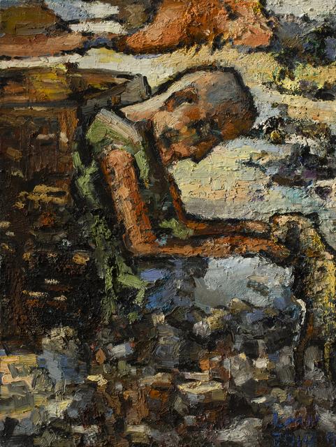 , 'Sleepy - 困乏的络绒,' 2014, Juliette Culture and Art Development Co. Ltd.