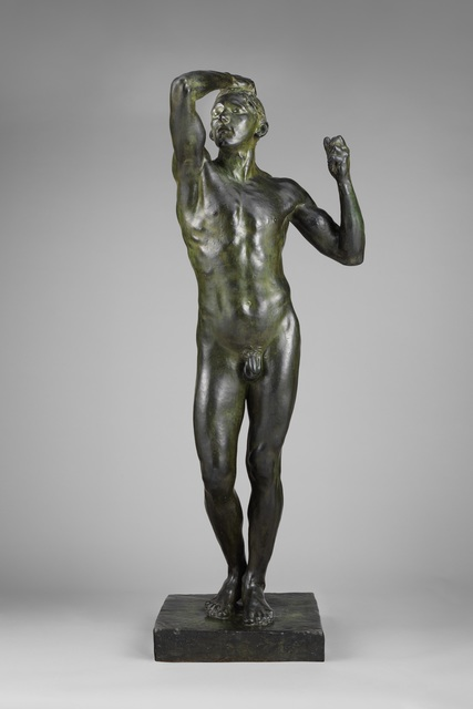 , 'The Age of Bronze,' Modeled 1876-cast ca. 1906, The Metropolitan Museum of Art